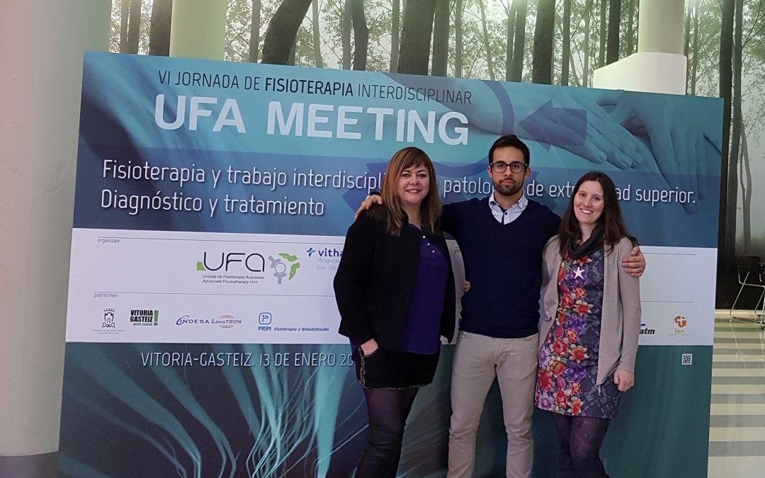 UFA Meeting Fisioterapia